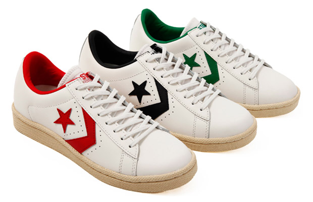 converse pro leather '76 low