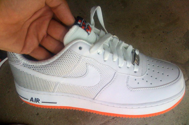 futura nike air force one preview 1 Futura x Nike Air Force 1 2010 Spring Collection