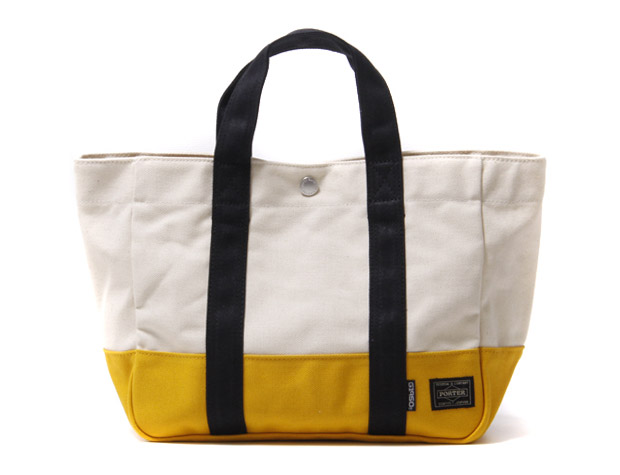 G1950 x Porter Two-Tone Canvas Tote Bags | HYPEBEAST