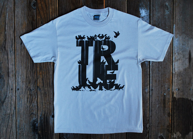 adapt x true bird gang t shirts