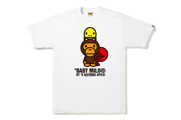 a bathing ape 2009 ss tshirts 2 A Bathing Ape 2009 Spring/Summer T shirts July Releases