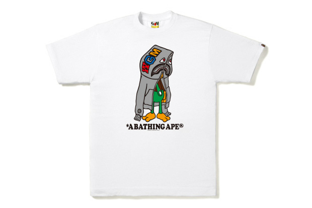 a bathing ape 2009 ss tshirts 4 A Bathing Ape 2009 Spring/Summer T shirts July Releases