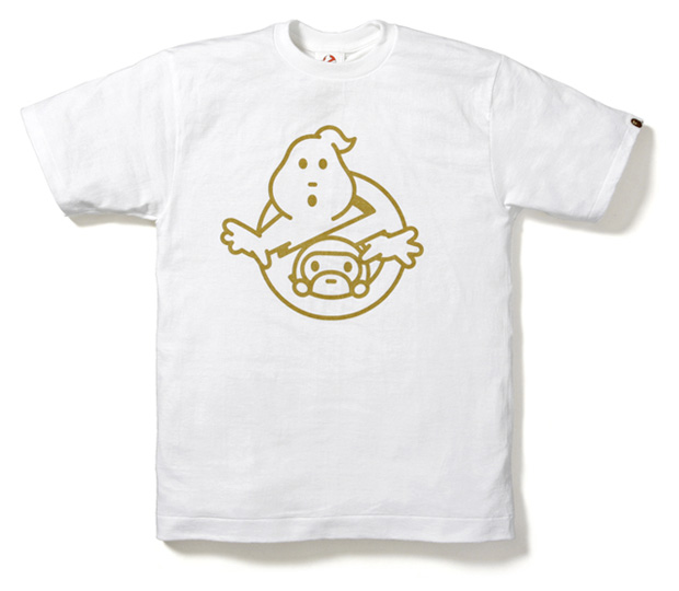 a bathing ape ghostbusters part 2 3 A Bathing Ape x Ghostbusters Part 2