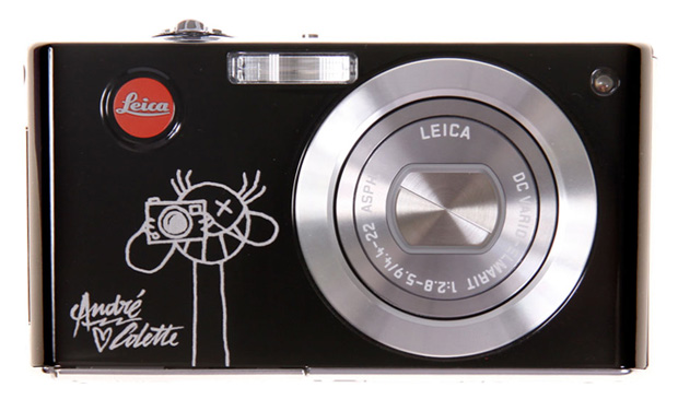 andre colette leica clux 3 camera 2 Andre x colette Leica C Lux 3 Limited Edition Camera