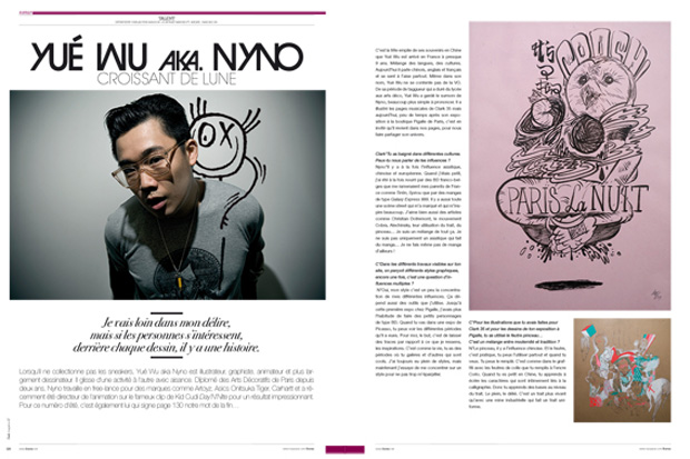 clark magazine issue no 37 featuring andre