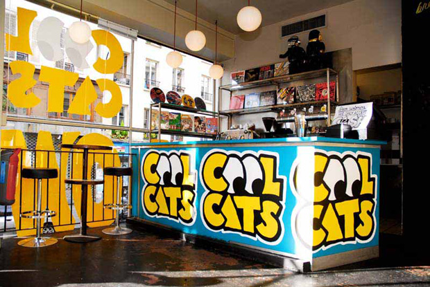 Cool Cats Yellow Pop-Up Shop | HYPEBEAST