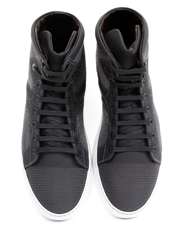 lanvin-grey-canvas-high-top-sneakers