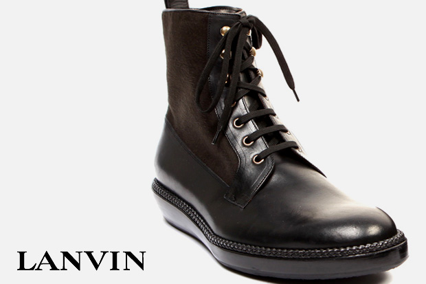 lanvin-suede-leather-boots