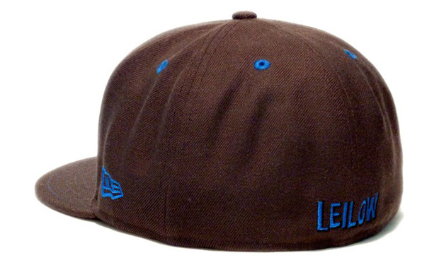 leilow-new-era-tiki-fitted-cap
