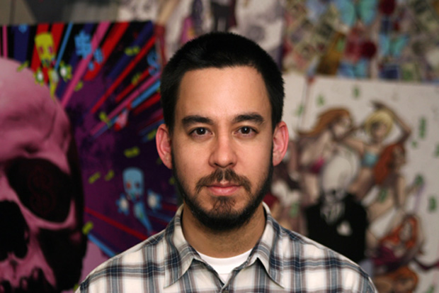 mike shinoda glorious excess dies exhibition los angeles