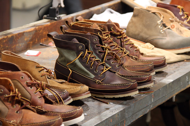 11f0849a816 Red Wing Shoes 2010 Spring Footwear Preview | HYPEBEAST