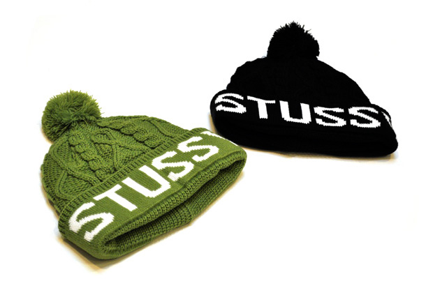 stussy 2009 fall winter headwear 5 Stussy 2009 Fall/Winter Headwear Collection
