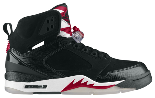 air jordan 60 black red 1 Air Jordan 60+ Black/Red