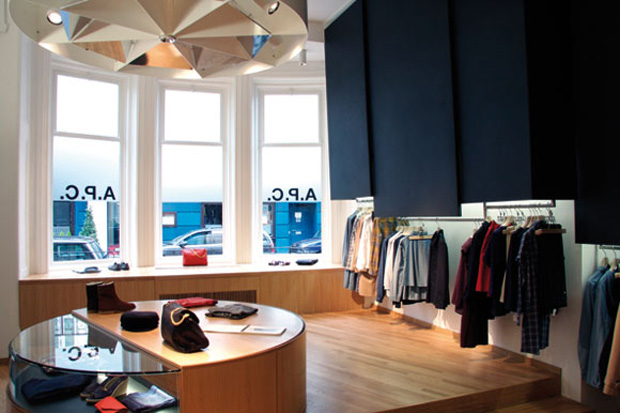 apc london store opening 1 A.P.C. London Store Opening