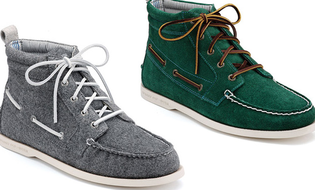 band of outsider sperry 2009 fall winter footwear 1 Band of Outsiders x Sperry 2009 Fall/Winter Footwear Collection