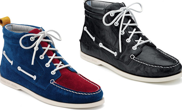 band of outsider sperry 2009 fall winter footwear 2 Band of Outsiders x Sperry 2009 Fall/Winter Footwear Collection