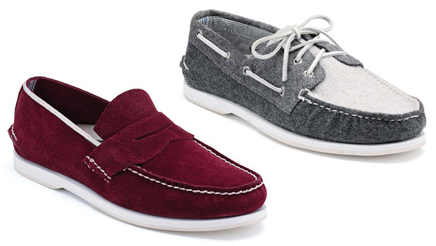 band of outsider sperry 2009 fall winter footwear 3 Band of Outsiders x Sperry 2009 Fall/Winter Footwear Collection