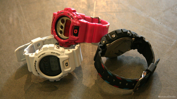 phantaci x casio g shock watch collection