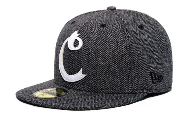 commonwealth-herringbone-new-era-59fifty-fitted-cap