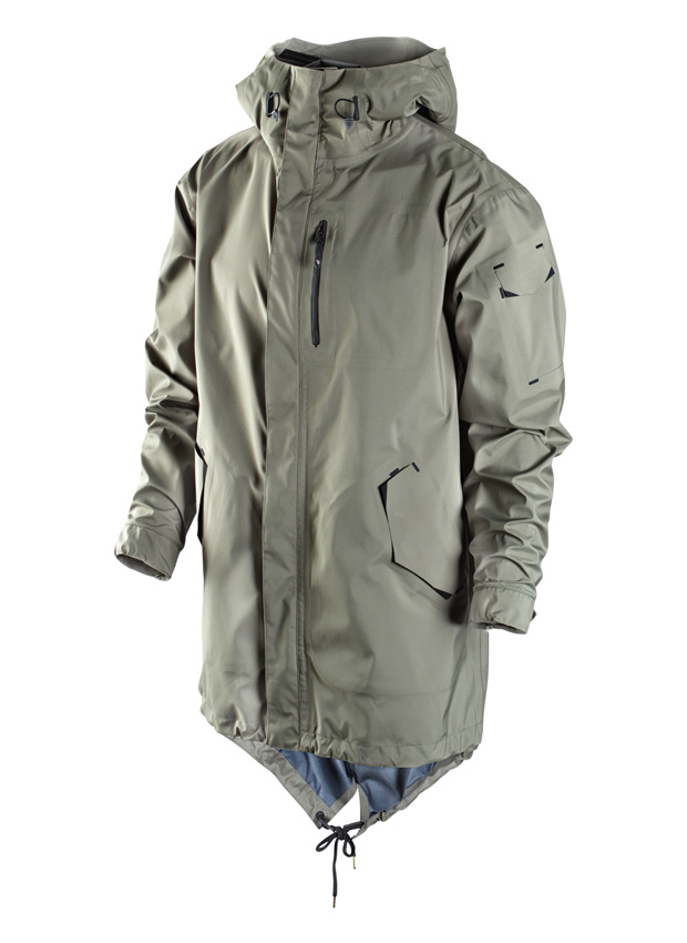 this is not new: Nike SportsWear NSW M51 Fishtail Parka