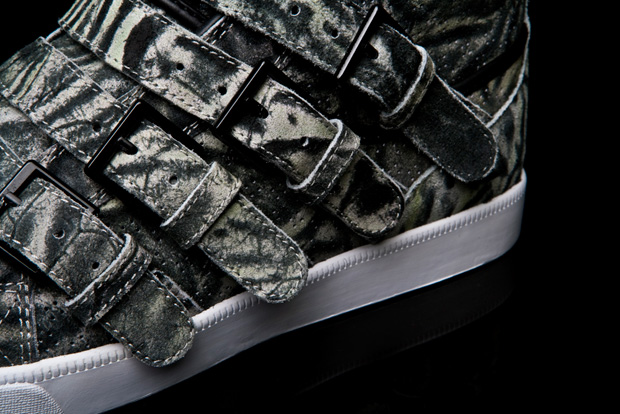 steve aoki supra wildlife strapped sneakers 3 Steve Aoki x Supra Wildlife Strapped Sneakers