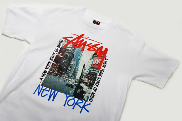 stussy nyc opening crew tshirt 1 Stussy NYC Opening Crew T shirt