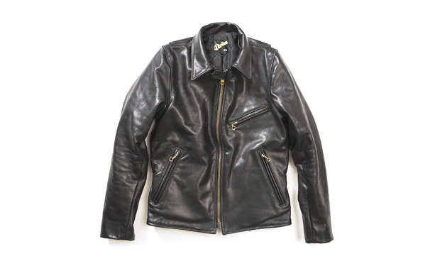victim vanson leathers riders jacket 1 Victim x Vanson Leathers Riders Jacket