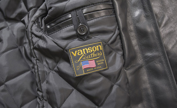 This Is Not New Victim X Vanson Leathers Leather Quot Riders Quot Jacket
