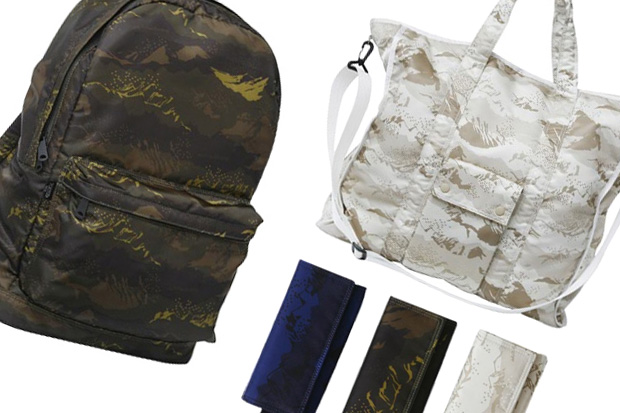 white mountaineering porter storm collection backpack wallet 1 White Mountaineering x Porter Storm Collection Backpack & Wallet