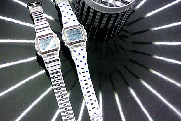 b store x g shock for colette