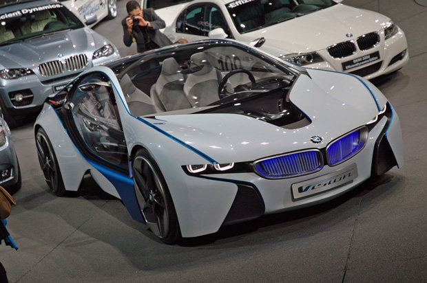 BMW\'s new Efficient Dynamics concept... Or as I see it... - www ...