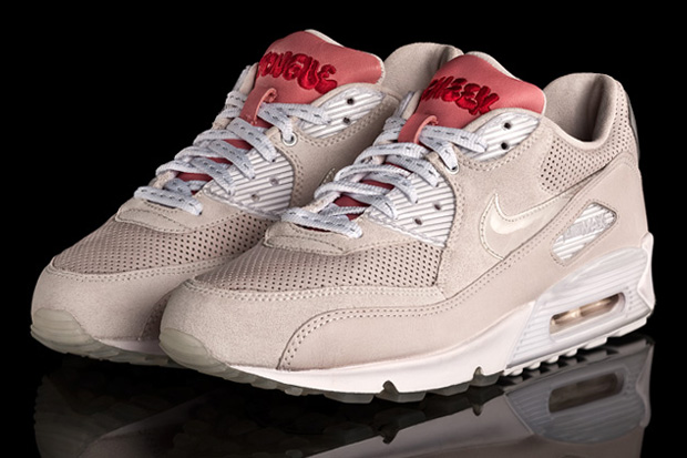 more photos fce0f 44113 Dizzee Rascal x Ben Drury x Nike Tongue n Cheek Air Max 90
