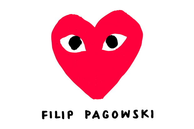 dffc4c241fea Edwin Himself  Interview with Filip Pagowski - Creator of the COMME des  GARCONS PLAY Logo