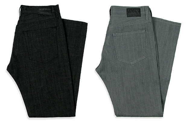 huf 209 fall denim canvas jeans 2 HUF 2009 Fall Denim & Canvas Jeans