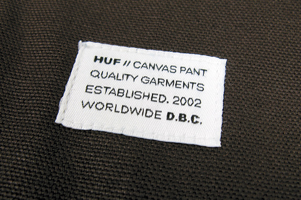 huf 209 fall denim canvas jeans 4 HUF 2009 Fall Denim & Canvas Jeans