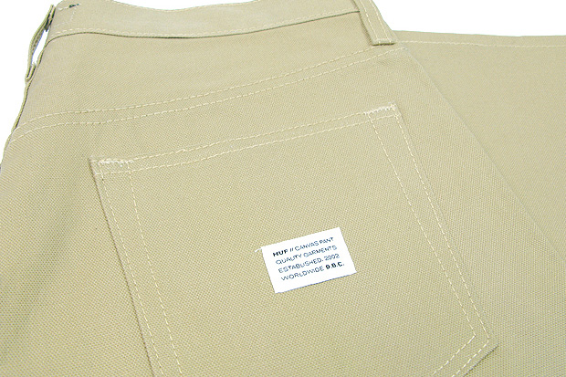 huf 209 fall denim canvas jeans 5 HUF 2009 Fall Denim & Canvas Jeans