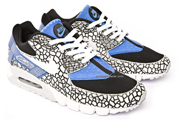 100% authentic 39ed3 41279 nike air max 90 huarache