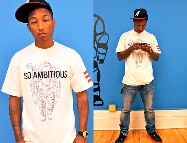 Too muchgreene billionaire boys club x the blueprint 3 so billionaire boys club x the blueprint 3 so ambitious tee malvernweather Choice Image
