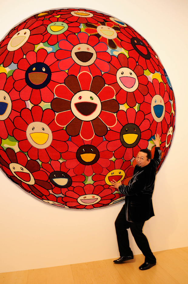 Takashi Murakami For Louis Vuitton Rugs Behind The Scenes