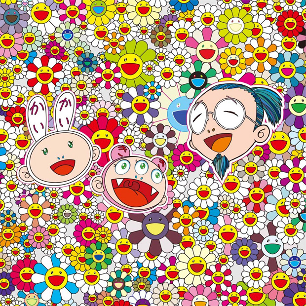 takashi-murakami-self-portraits-exhibition-preview