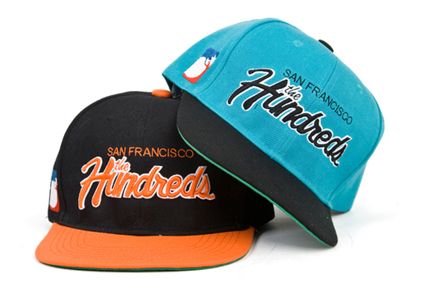 the-hundreds-team-snap-back-caps
