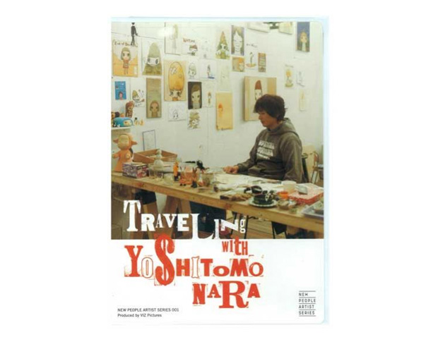 traveling-with-yoshitomo-nara-dvd