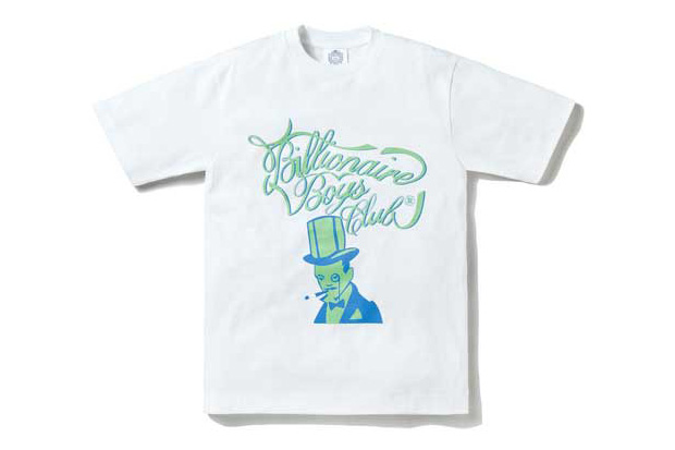 united arrows billionaire boys club grand opening tshirt 1 United Arrows x Billionaire Boys Club Grand Opening T shirt