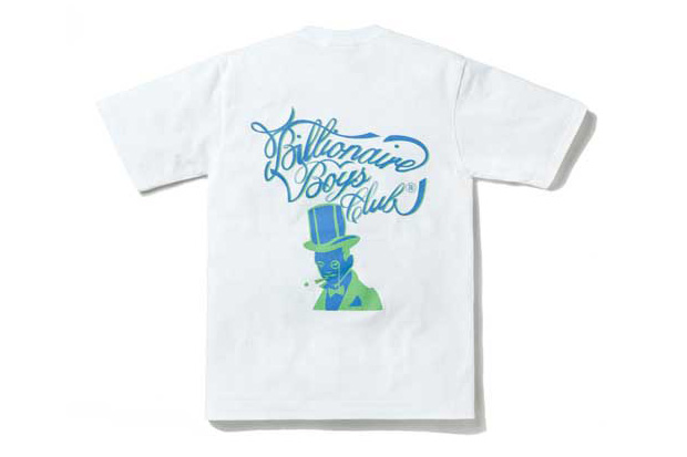 united arrows billionaire boys club grand opening tshirt 2 United Arrows x Billionaire Boys Club Grand Opening T shirt