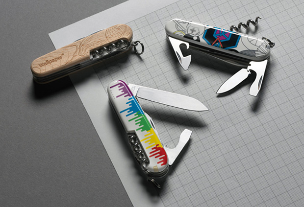 wallpaper victorinox cuts swiss army knife 1 Wallpaper* x Victorinox Cuts Swiss Army Knife Collection