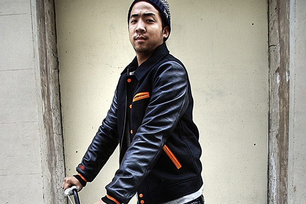 black-rainbow-varsity-jacket