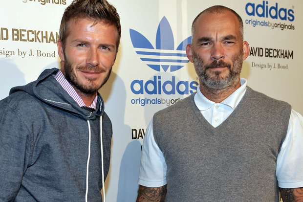 dinero Marquesina Ir al circuito  David Beckham & James Bond adidas Originals by Originals 2009 Fall/Winter  Collection Launch | HYPEBEAST