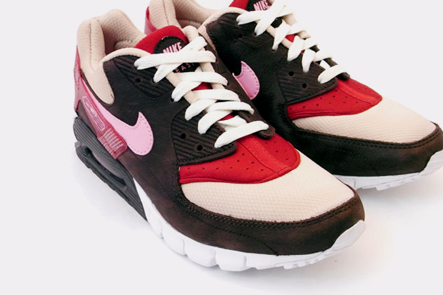 dqm nike air max 90 current huarache 1 DQM x Nike Air Max 90 Current Huarache