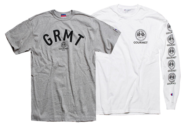 gourmet-2009-fall-winter-champion-shirt