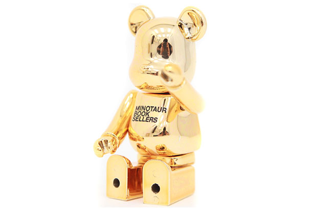 minotaur-medicom-toy-golden-bearbrick-100